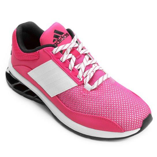 f88ee4125de Tênis Adidas Runway Feminino - Rosa e Branco - Compre Agora
