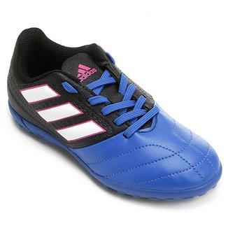 Chuteira Society Infantil Adidas Ace 17.4 TF 1a7607cde54d7