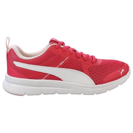 Tênis Puma Flex Essential Feminino - Rosa - Compre Agora  1f2a0503e193d