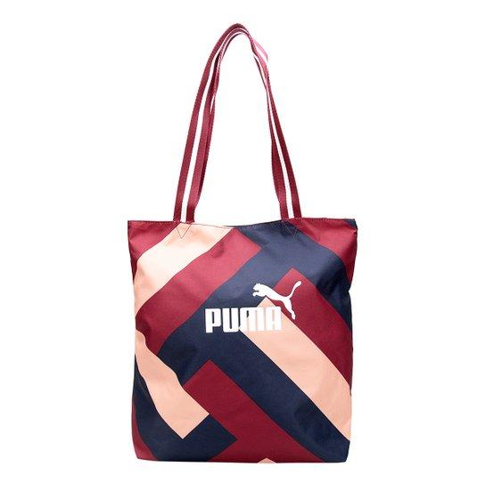 Bolsa Puma WMN Core Shopper Feminina - Compre Agora  2edcf36b73d