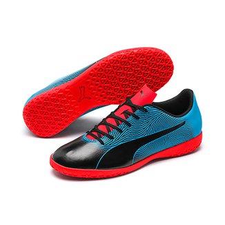 82ea33526369d Compre Chuteira Futsal Puma Esito Finale It Branca Null Online ...