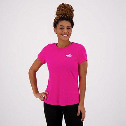 Camiseta Puma Ess Feminina