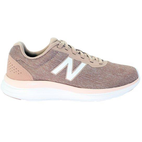 9c05e0bba0e Tênis New Balance Running Course Feminino - Rosa - Compre Agora ...