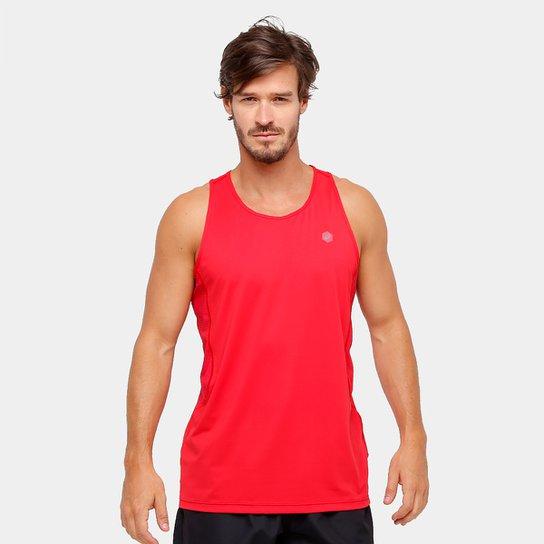 Regata Asics Regional Run Masculina - Vermelho - Compre Agora  351072bc977ca