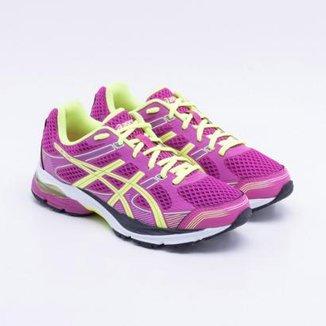 Compre Tenis Tenis Asics Feminino Coloridos Online  f699f83299368