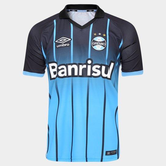 Camisa Grêmio III 2016 s nº Torcedor Umbro Masculina - Compre Agora ... 7f1252e962fe8