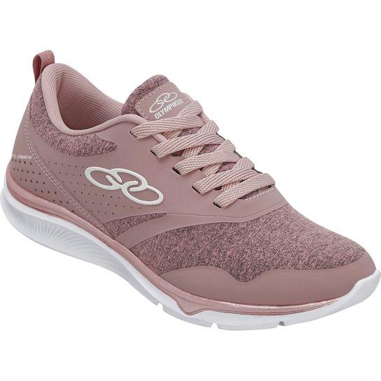 b80546ee74163 Tênis Olympikus Flower 415 Feminino - Rosa | Netshoes