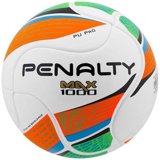 7aa9eff316 Bola Futebol Penalty Bola Futebol Max 1000 5 Futsal - Compre Agora ...