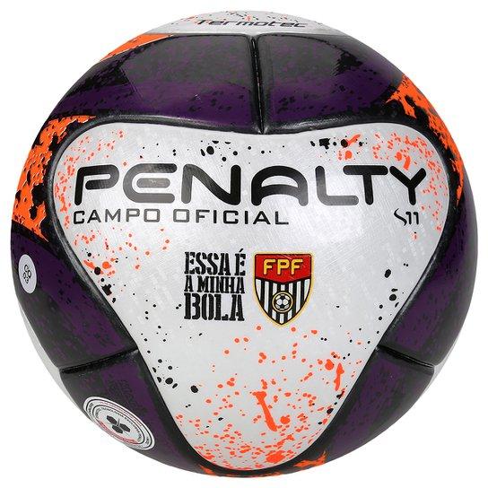 Bola Futebol Campo Penalty S11 R1 FPF 7 - Compre Agora  c3680ca6844d9