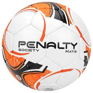 78d2bb34e3 Bola Futebol Society Penalty Matis Com Costura à Mão 7
