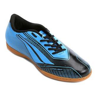3034975ca8 Chuteira Futsal Penalty Storm Speed 7 Masculina