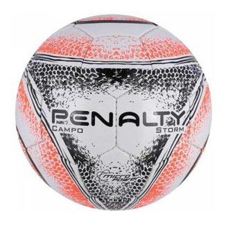429652eacfd23 Bola Campo Penalty Storm Nº4 Com costura VIII