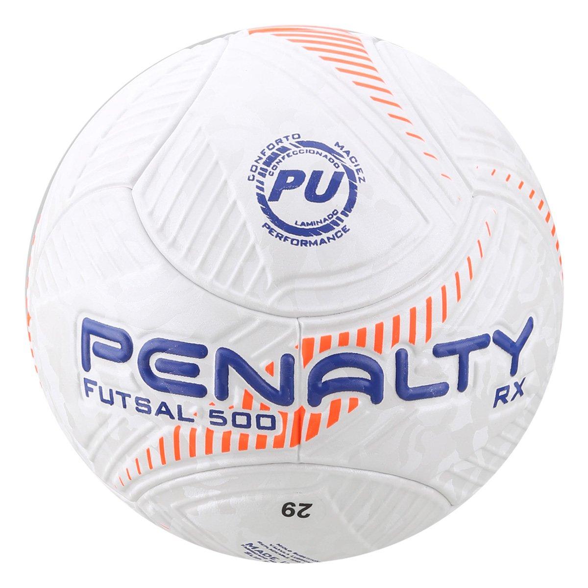 Bola Futsal Penalty Rx Fusion VIII 28946afd21974