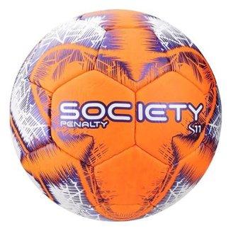 4c27ef7be32d8 Bola de Futebol Society Penalty S11 R4 IX