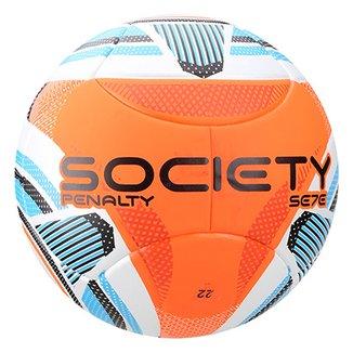 1b7cbc55c0 Bola de Futebol Society Penalty Se7E R3 Ko IX