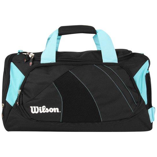 d511164c3 Bolsa Wilson Esportiva - Preto+Azul claro