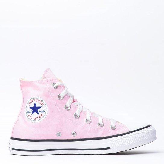 c85d74eea Tênis Converse Chuck Taylor All Star Seasonal Hi Feminino - Compre ...