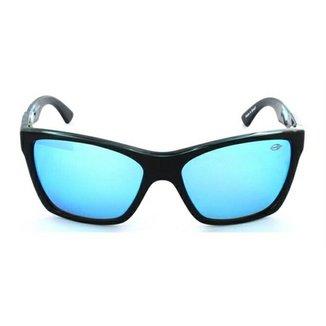 2f2a2d3603a3e Óculos Sol Mormaii Venice Beat - 37946112 - Preto Azul Espelhado