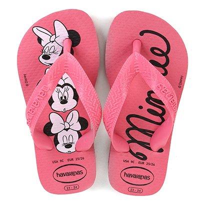 Sandália Infantil Havaianas Top Disney Cf