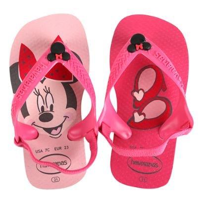 Sandália Infantil Havaianas New Baby Disney Classic