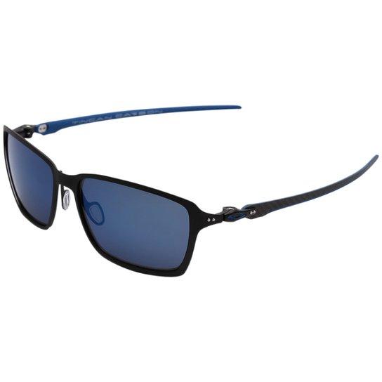 Óculos Oakley Tincan Carbon - Iridium - Compre Agora   Netshoes c4b06ef3c8
