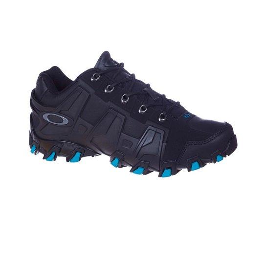 a45ea667987d1 Tênis Oakley Hardshell L Black Turquoise 37 - Compre Agora