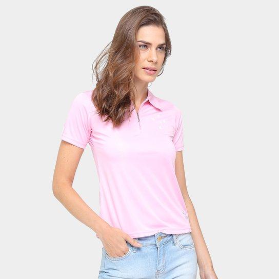 Camisa Polo Cruzeiro I Feminina - Compre Agora  621b94392f756
