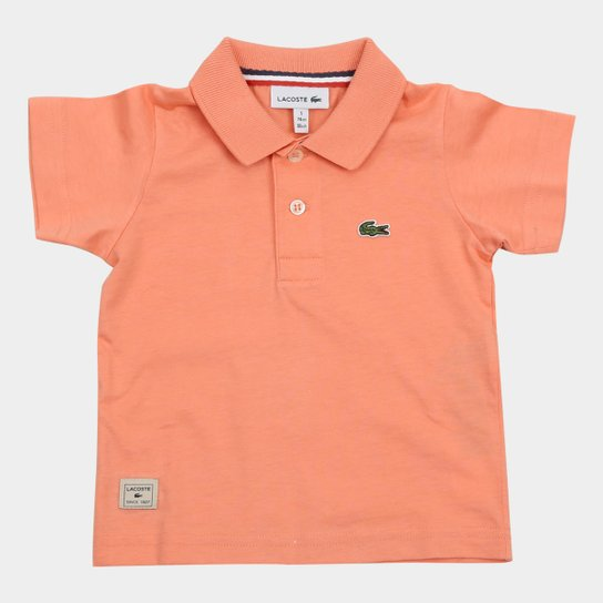 Camisa Polo Infantil Lacoste Masculina - Compre Agora   Netshoes 3a3d011942