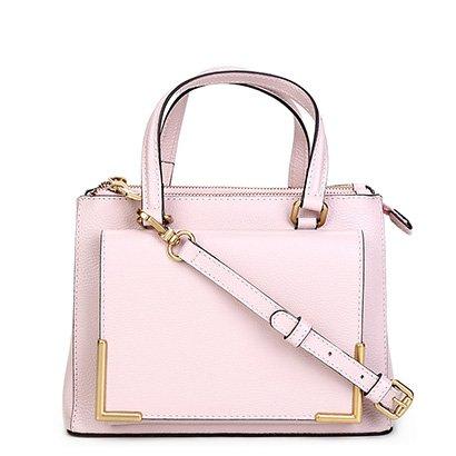 Bolsa Couro Luz da Lua Mini Bag New Ridge Feminina