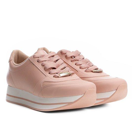 5311d8863a Tênis Moleca Jogging Feminino - Rosa - Compre Agora