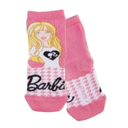 Meia Infantil Lupo Cano Médio Barbie