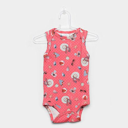Body Infantil Suedine Up Baby Feminino