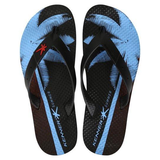 Chinelo Kenner Summer Tropical - Compre Agora  0674d2329587d