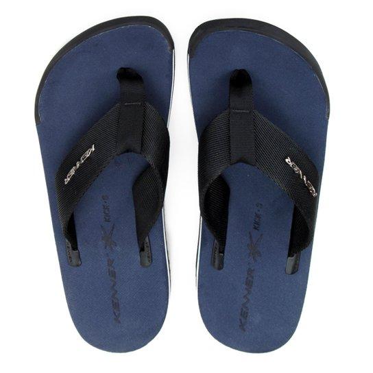 2a7da554f77 Chinelo Kenner Kick.S Line Original Masculino - Compre Agora