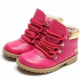b724f83dddf Bota Infantil Para Menina Barbie Galocha Power Fashion Rosa roxo ...