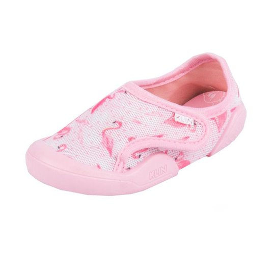 9652072c95 Tênis Infantil Klin New Confort Feminino - Rosa - Compre Agora ...