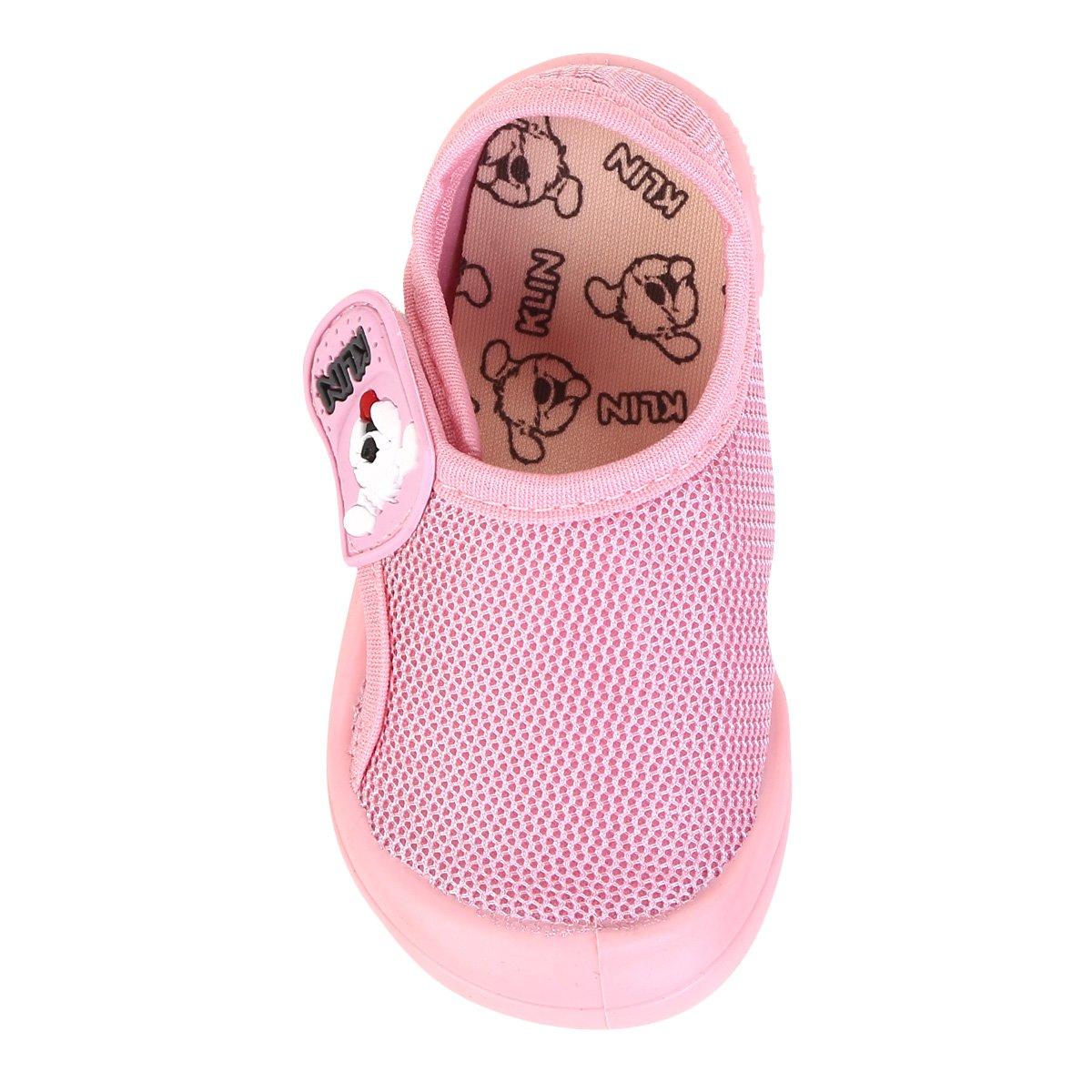 da403bec1e Sapato Infantil Klin New Confort Feminino - Tam  18 - Shopping TudoAzul