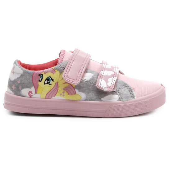 f3354f5d24b Tênis Diversão Baby Soft My Little Pony Infantil - Compre Agora ...