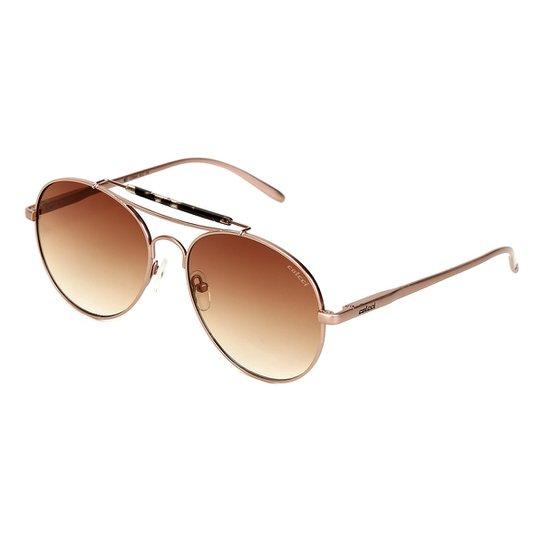 53ead27c7 Óculos De Sol Colcci Aviador Brilho Degrade Feminino | Netshoes