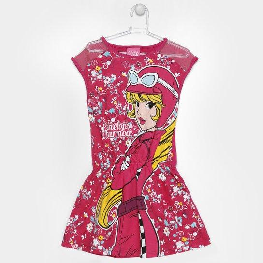 Vestido Kamylus Penelope Charmosa Infantil - Compre Agora  b28d46bac84