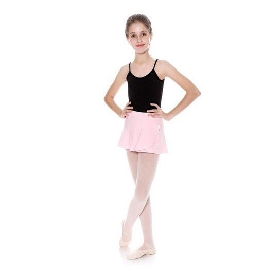 c35b0514ef Saia Gode Infantil So Dança - Rosa