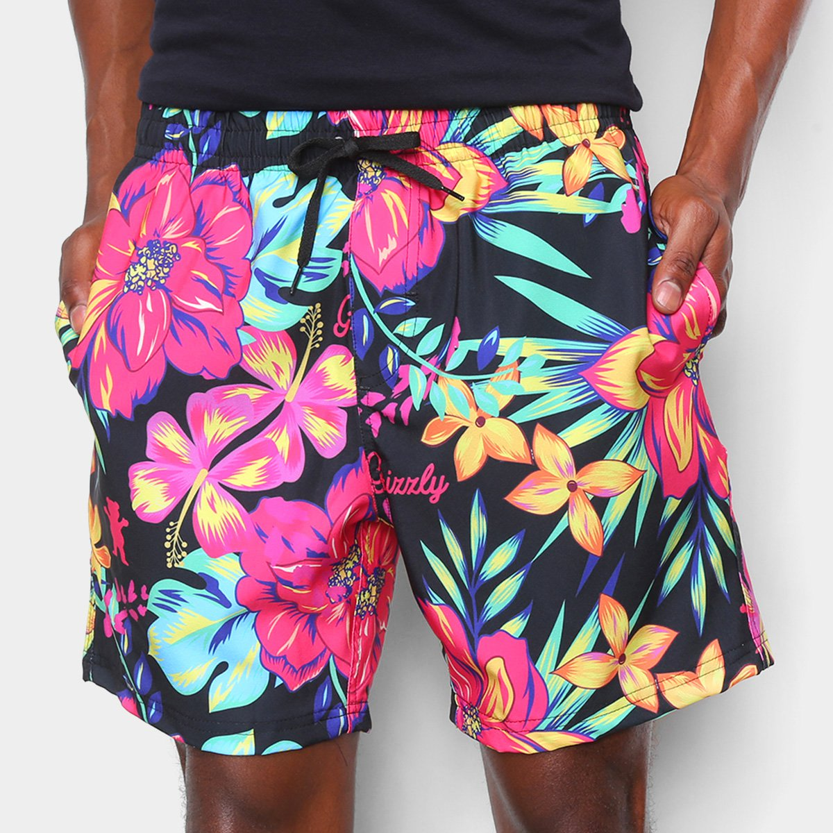 Short Grizzly Maui Masculina