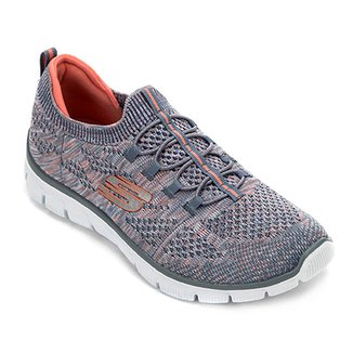 Tênis Skechers Empire-Sharp Thinki Feminino