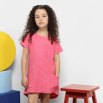 Vestido Infantil Lilica Ripilica Camisetão