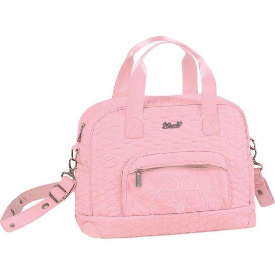 3dfe4ad73 Bolsa Maternidade Lilica Ripilica - Rosa | Netshoes