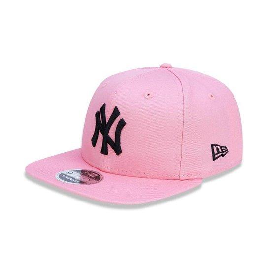 Boné New Era 950 Yankees - Strapback - Compre Agora  19c6ba3bfc435