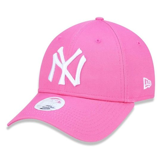798437ae8 Boné New York Yankees 940 Cluth Hit 1934 Feminino Rosa - New Era - Rosa