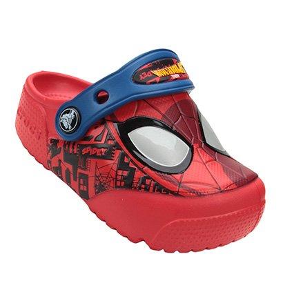 Crocs Infantil Crcs Flspdm Spider Man
