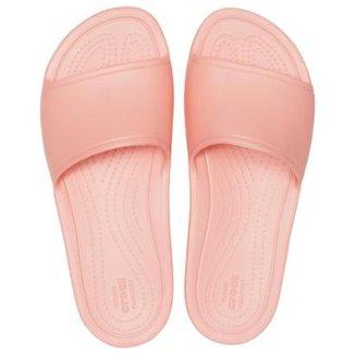 9a969cb237 Chinelo Crocs Slide Sloane Feminino
