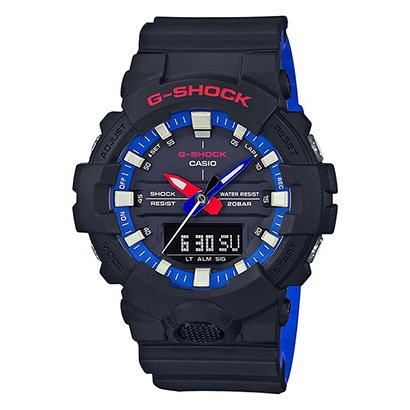 Relógio Analógico Digital GA-800LT Masculino